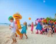 Sesame Street Comes to Beaches Negril