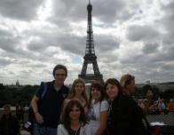 El_Dorado_High_School__EF_Tours_--_France___Spain__Paris__France