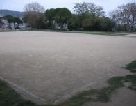 Soccer Field, Nice, France