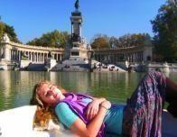 Me in Madrid