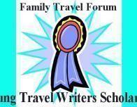 2010 Young Travel Writers Scholarship Winner