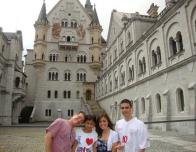 Sightseeing in Germany