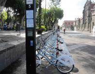 Puebla's Bike Share program makes sightseeing easy.