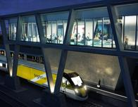 Brightline, West Palm Beach station; photo courtesy Brightline