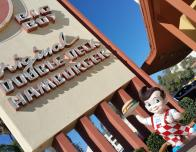 Bob's Big Boy Burgers in Burbank, California