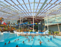 Camelback Mountain, PA -Aquatopia Indoor Waterpark
