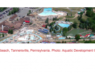 Camelbeach in Tannersville, Pennsylvania is a Water Wonderlland