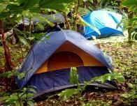Where will you pitch your tent?