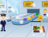 Lufthansa.com's Website Has Info and Games to Help Kids Learn How Airports Work