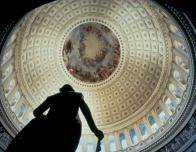 Inside the Capitol Dome, Washington, DC