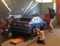 Future Mechanic at Children's Museum of South Dakota