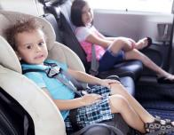 Kids in cat seats
