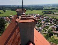 Castle Waldburg in Baden-Wurttemberg, Germany