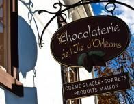 Grab a family indulgence at the Chocolaterie de l'lle d'Orleans