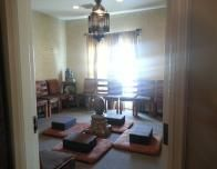 Meditation Room at the Chopra Center, Carlsbad, California.