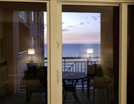 Hyatt Regency Clearwater Beach view of suite.