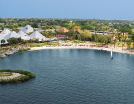 View of the Club Med Sandpiper Bay village, courtesy ClubMed.us
