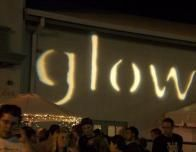 Glow Sign Illuminates Santa Monica, Photo: Robbie Kaye