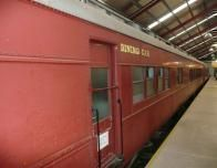 Adelaide's Train Museum has a red caboose that kids will love.