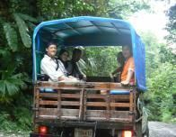 Getting Around the Osa Peninsula