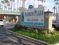 Anaheim Plaza Hotel, Anaheim