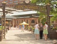 City Market food court
