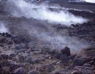 Lava Flow, Volcanoes National Park, Big Island