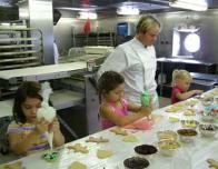 On-Board Cookie Baking