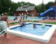 Baby Pool at Tyler Place