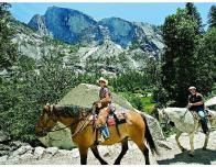 Trail Ride in Mariposa County