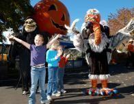 Pumpkin Fest, Worlds of Fun in Kansas City