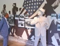 Pay a visit to the Birmingham Civil Rights Museum