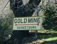 Goldmine Tour, Julian, California