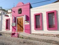el Arrayan Street in Puerto Vallarta
