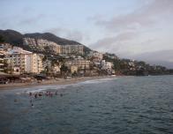 Puerto Vallarta's Playa los Muertos beach