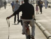 Santa Monica Bikepath, Photo: Nik Wheeler