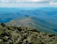 View of the White Mountains Range
