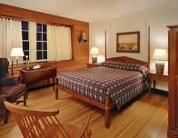 Guest Room at the Williamsburg Lodge