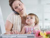 mom_work_baby_watch