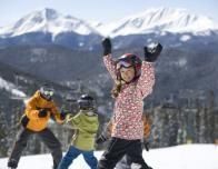 Spring, when it's warmer & snow is softer, is a great time of year to learn a snowsport.
