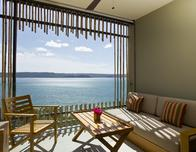 Balcony View at the Andaz Peninsula Papagayo Resort