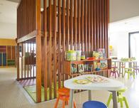 The CAMBI childrens center at Andaz resort in Costa Rica.
