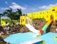 Pirate Ship Fun at Crown Paradise Club, Cancun