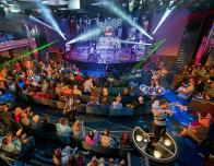 America Rocks in a live show on the Carnival Vista.