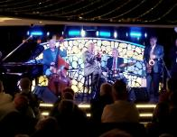MSC Jazz cruise, live band