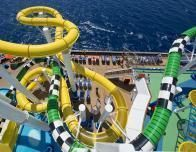 Kids Waterpark on Carnival Sun