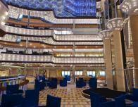 Costa Cruises Elegant MS Diadema Lobby