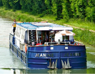 France Barge from CroisiEurope Cruises