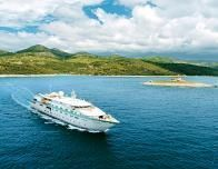 Paul Gauguin Cruises Sail Tahiti