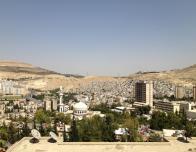 Damascus Syria Skyline 2